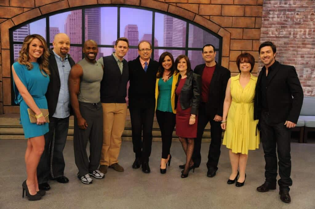 February, 2012 – Rachael Ray Show