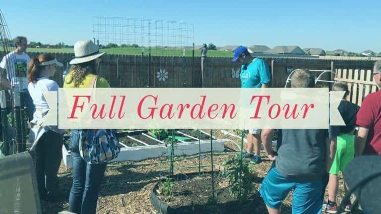 Full Garden Tour