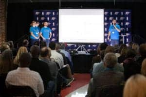 From Seed to Spoon OKC Thunder Demo Day Launchpad