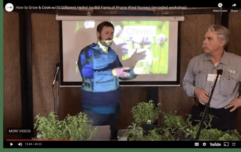 OKC Home + Garden Show 2018 Herbs