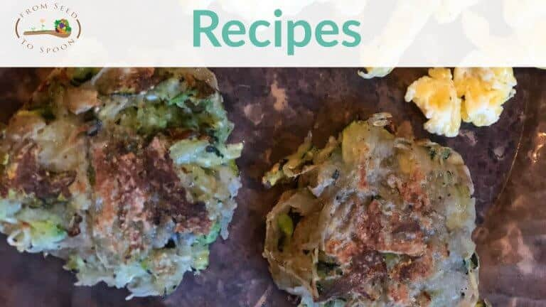 Zucchini Hash Browns Recipe