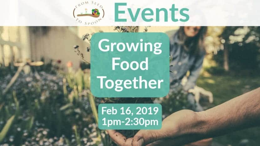 Growing Food Together