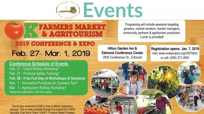 OK Farmers Market & Agritourism
