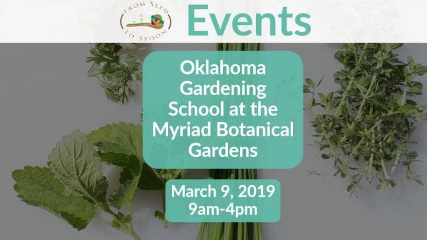 OK Gardening School event
