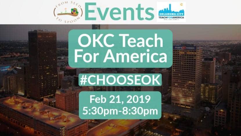 Teach For America Event