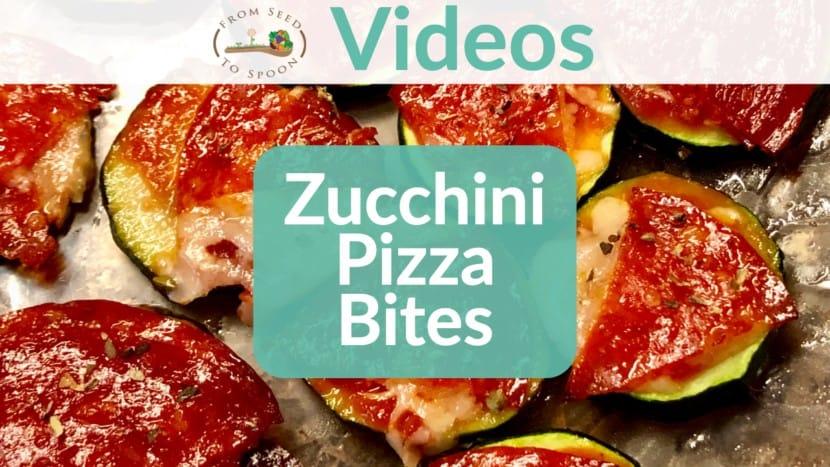 Zucchini Pizza Bites (1)