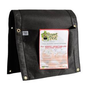 Smart Pots wall saddle