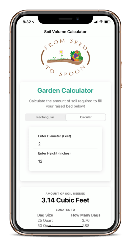 Announcing Our New Garden Soil Calculator To Calculate How